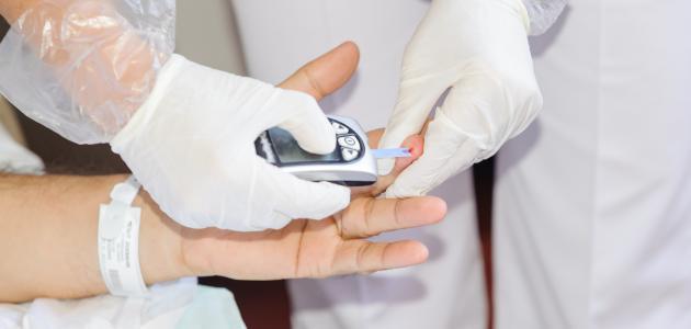 عوارض مرض السكري
