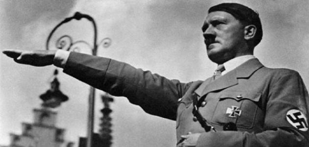 تاريخ هتلر