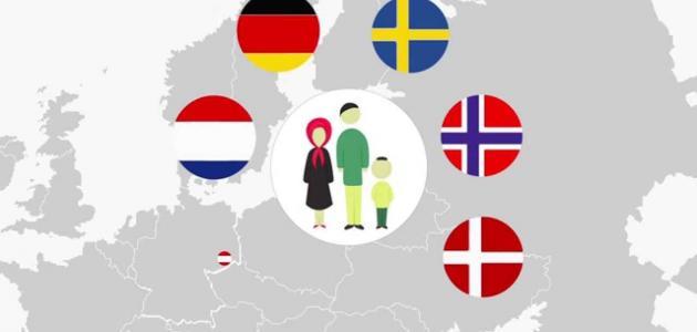 أفضل الدول للجوء