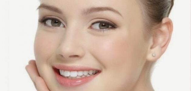 التخلص من المسامات الواسعة في الوجه