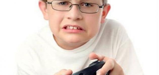 بحث عن أضرار الألعاب الإلكترونية