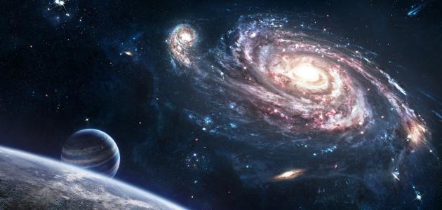 كيف تكون الكون