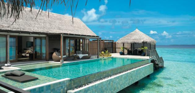 السفر إلى جزر المالديف في شهر العسل