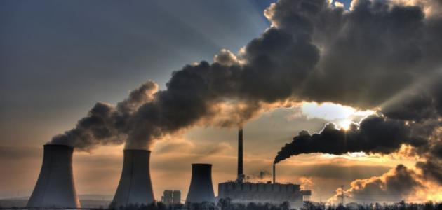 بحث عن التلوث البيئي وأضراره