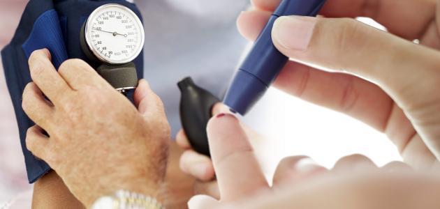 بحث حول داء السكري