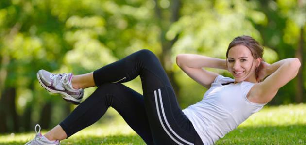تمارين رياضية صباحية