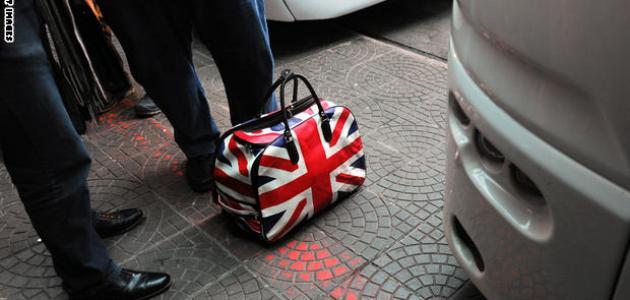الهجرة إلى لندن