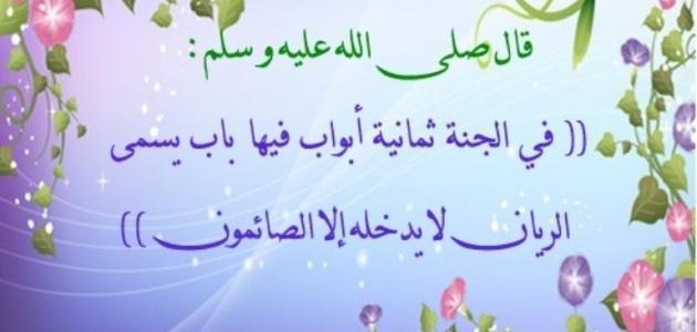 بحث عن شهر رمضان