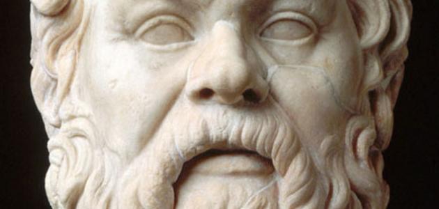 بحث عن سقراط