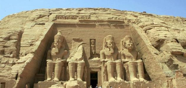أهم المناطق السياحية فى مصر