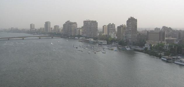 الدول التي يمر بها نهر النيل