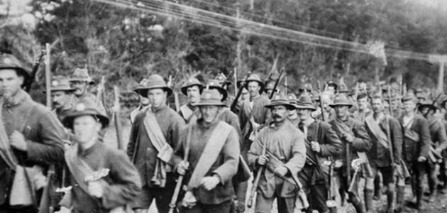أسباب الحرب العالمية الأولى المباشرة وغير المباشرة - موضوع