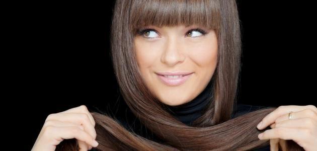 أفضل وصفة لتنعيم الشعر