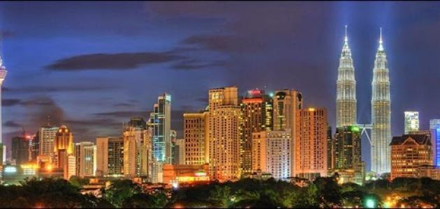 أفضل مدن ماليزيا