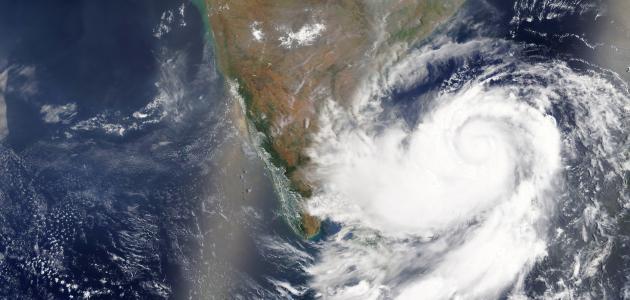 تعريف الإعصار
