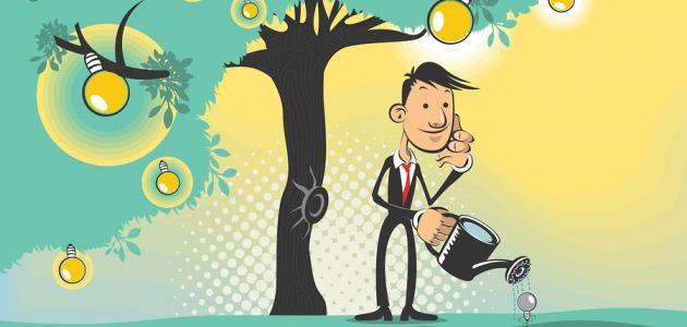 تعريف ريادة الأعمال