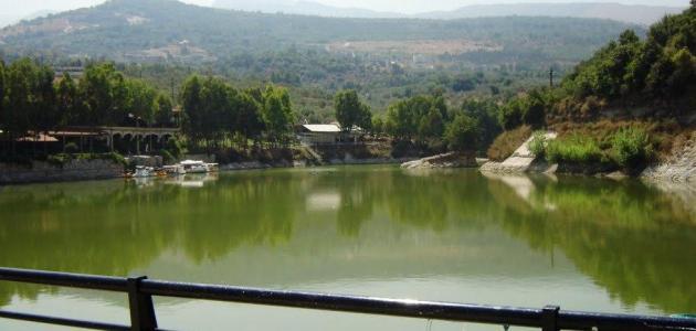 بحيرة بنشعي زغرتا