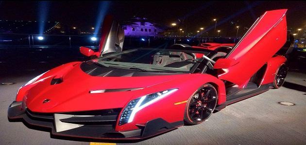 افخم سيارات في العالم