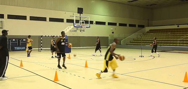 تمارين كرة السلة