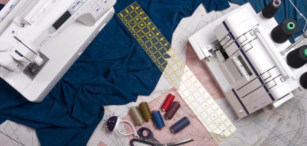 أحدث ماكينات الخياطة