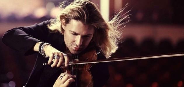 أشهر عازفي الكمان