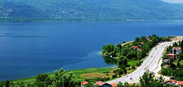 بحيرة سبانجا في إسطنبول