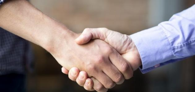 تعريف عقد العمل