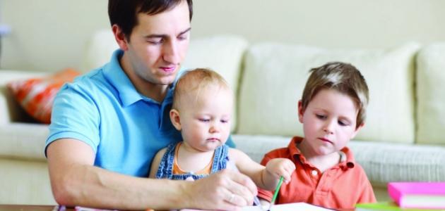 أساليب تربية الأطفال