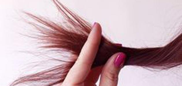 أسباب خشونة الشعر