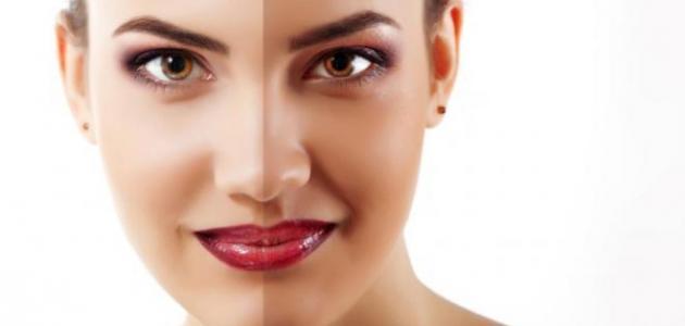 نتيجة بحث الصور عن اسمرار جلد الجسم