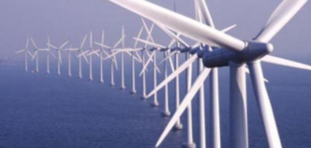 بحث حول الطاقة الشمسية وطاقة الرياح