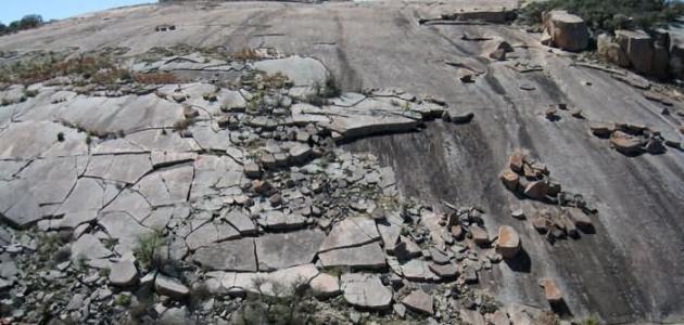 عوامل تشكيل سطح الأرض