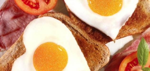 أهمية الفطور