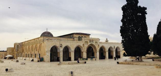 أهمية المسجد