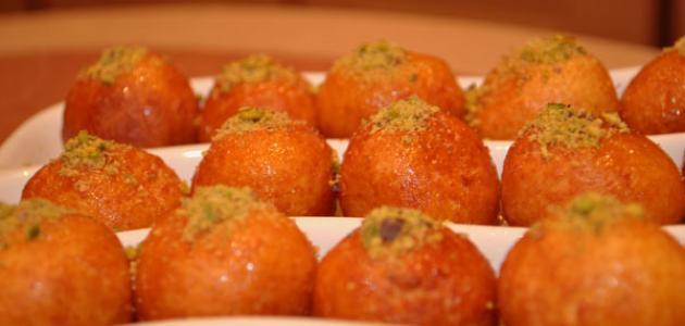 أنواع الحلويات الهندية