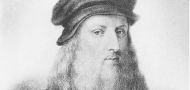تعريف ليوناردو دافنشي
