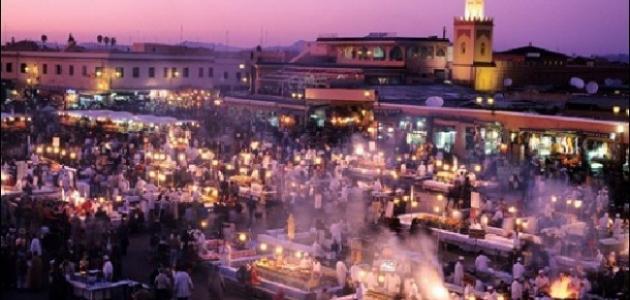 بحث عن مراكش