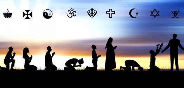 تاريخ الأديان