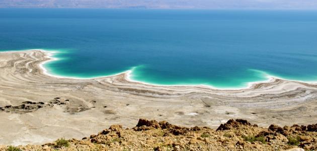 أهمية البحر الميت - موضوع