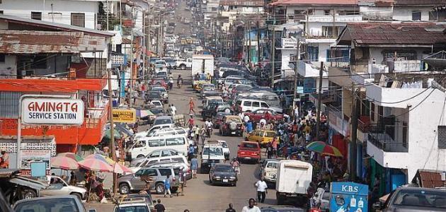جمهورية ليبيريا
