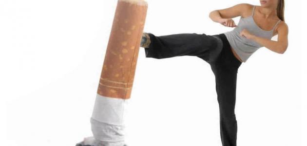 تأثير التدخين على الصحة