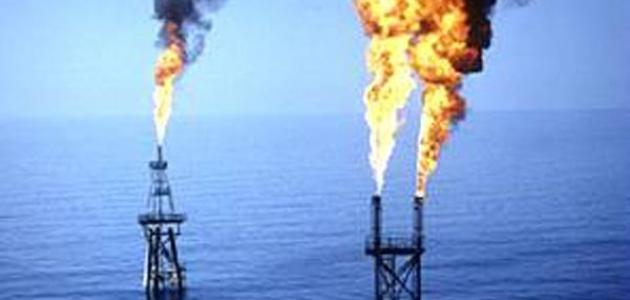 بحث عن الغاز الطبيعي