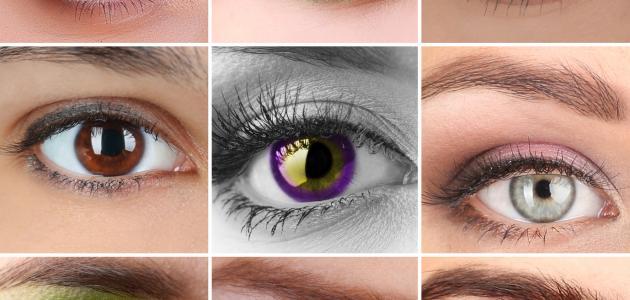 اعرف شخصيتك من لون عينيك