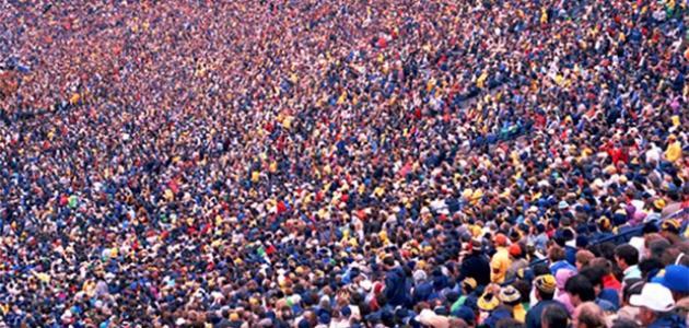 أكبر عدد السكان في العالم