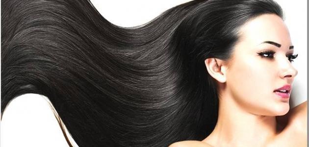 إزالة اللون الأسود من الشعر