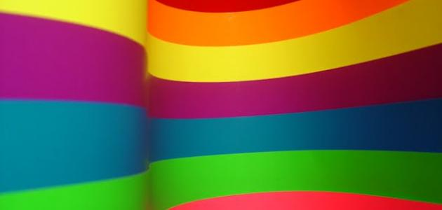الألوان واستخداماتها