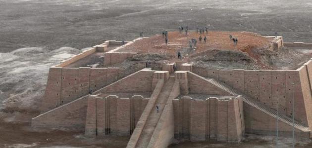 آثار العراق القديمة