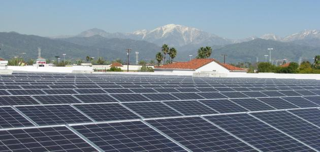 استخدام الطاقة الشمسية