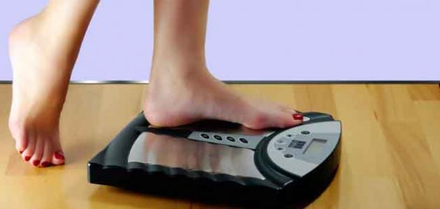 أسباب نقصان الوزن