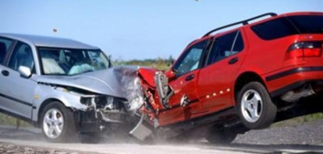 أسباب حوادث الطرق